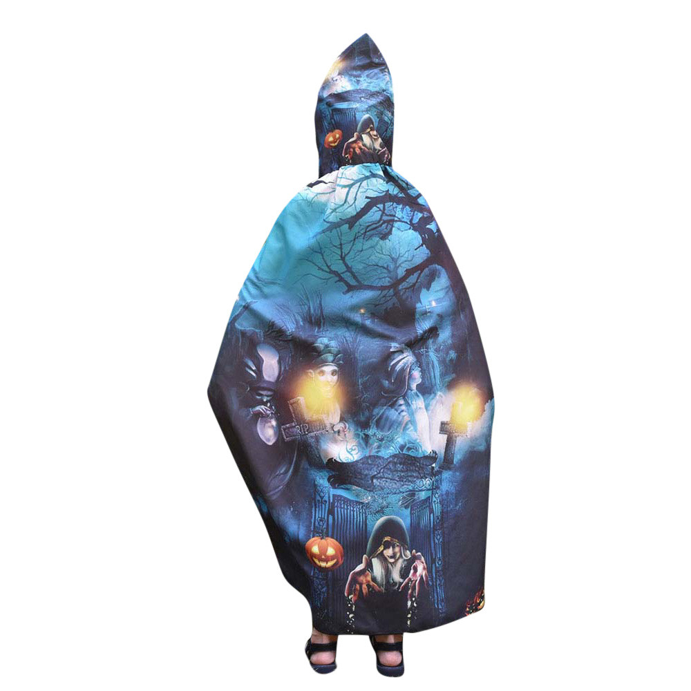 MUQGEW  Scarves Poncho Costume Accessory  costumes cosplay anime FUNNY FASHION  Halloween Kids Letter Print Wings Shawl  #6-7