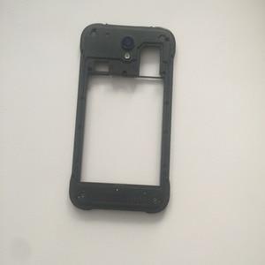 Image 3 - Utilisé Original cadre arrière coque étui + caméra verre Len réparation accessoires de remplacement pour Blackview BV5000 livraison gratuite