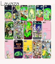 Lavaza 33O Family Love Rick And Morty Hard Case for iPhone 4 4S 5 5S SE 5C 6 6S 7 8 Plus X XR XS Max
