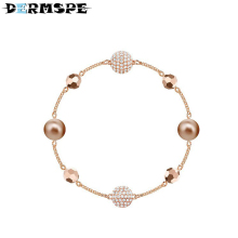 Buy Swarovski Bracelet Designs And Get Free Shipping On Aliexpress Com