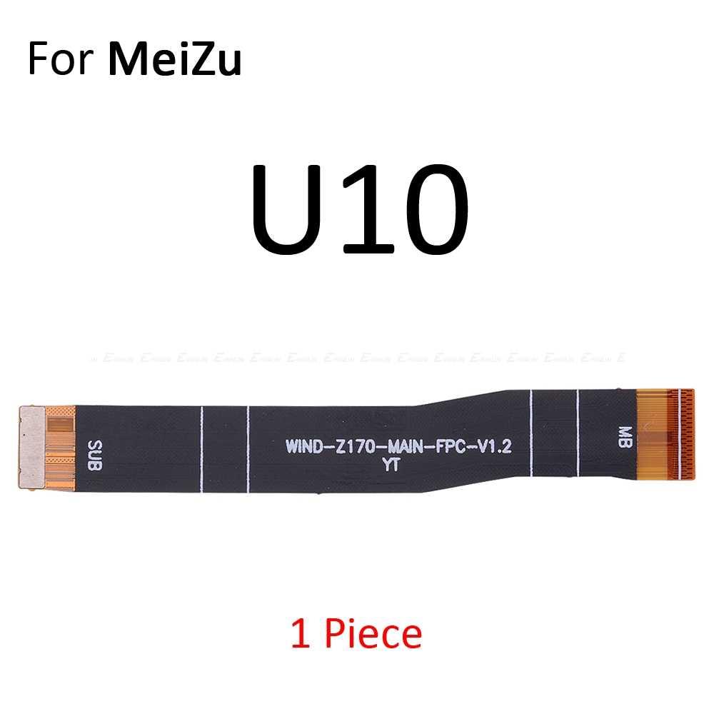 الرئيسية اللوحة الأم موصل شاشة الكريستال السائل الكابلات المرنة ل Meizu U20 U10 M6S M6 M5S M5 ملاحظة