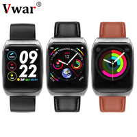 Vwar AF7 ECG PPG Smart Watch IP68 Waterproof Heart Rate Monitor Men Sport Smartwatch Fitness Tracker Clock for Android IOS N58