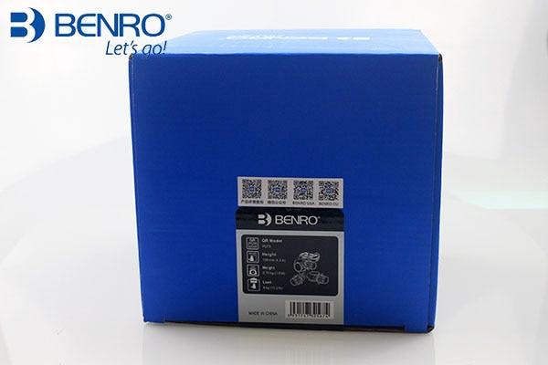Benro Pro 3 Vie Orientata Ingranaggio Testa del Treppiede GD3WH - 6