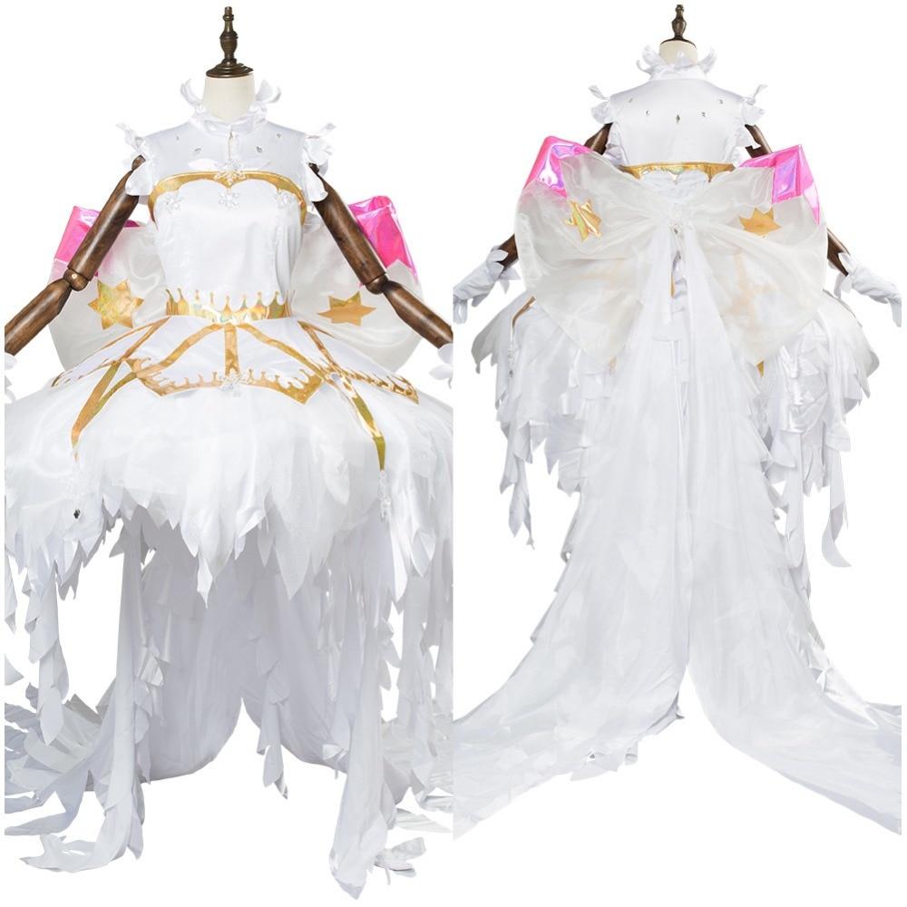 Cardcaptor Sakura Clear Card Sakura Kinomoto Snow Angel Dress
