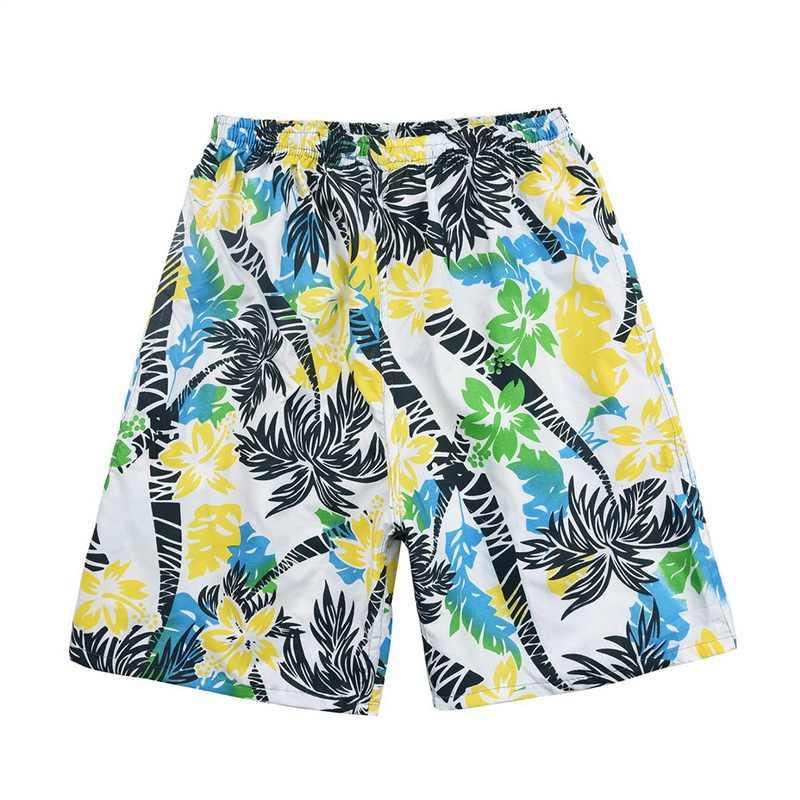 HEFLASHOR 2019 新ホット販売男性は速乾性浜水泳 Surffing スポーツボードショーツ弾性ウエストパンツ水着