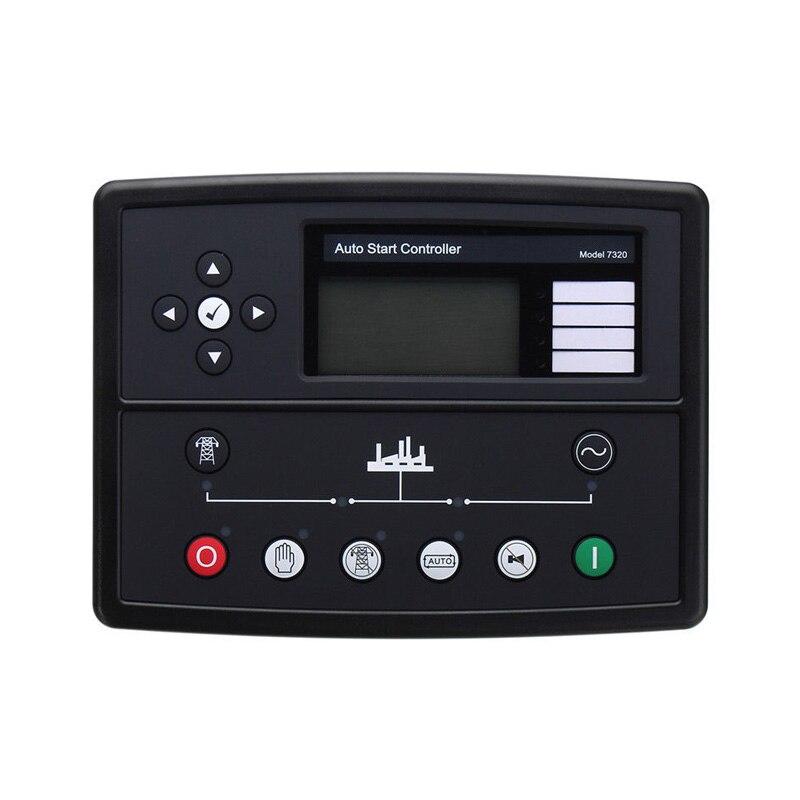 1Pc Generator Electronics Auto Start Controller with Screen DSE7320 JDH991Pc Generator Electronics Auto Start Controller with Screen DSE7320 JDH99