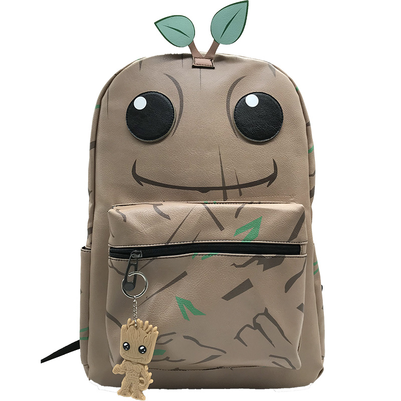 531c4fde0c Detail Feedback Questions about New Guardians of the Galaxy Groot Backpack  School Bookbag Cosplay HARRYPOTTER Laptop Travel Shoulder Bag Unisex Casual  Bags ...