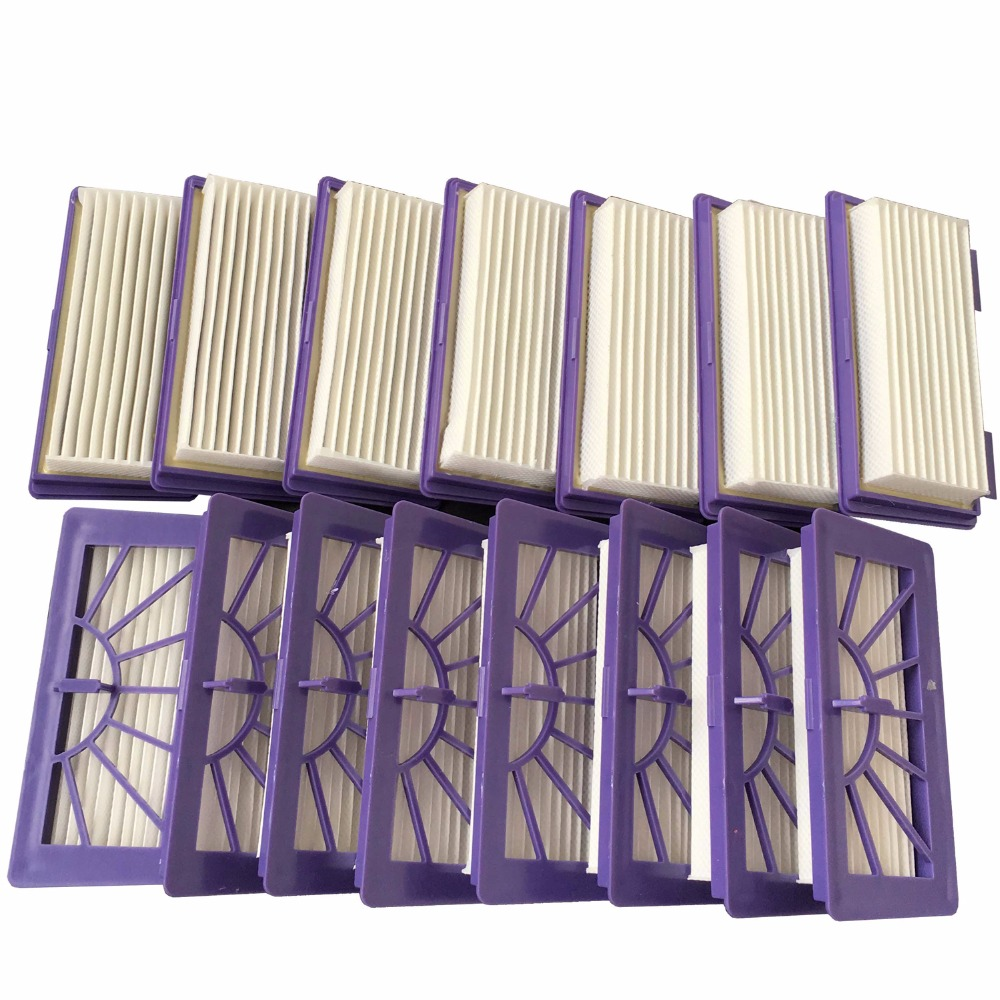 Vacuum Cleaner Parts Replacement Filter For Neato Xv-21 Xv Signature Xv Neato Robotic Pet & Allergy High Performance Filter Clean Tool 8pcs Home Appliances