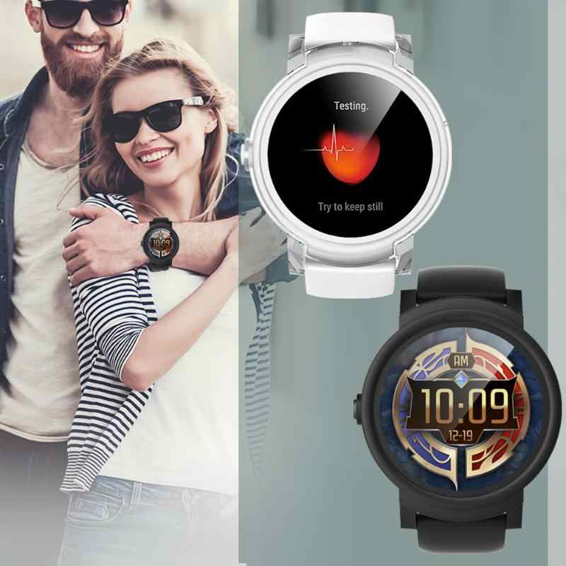 Xiaomi Ticwatch E Bluetooth 4.1 Smart Watch WIFI Waterproof Fitness Tracker Heart-rate monitor Proximity sensor Accelerometer