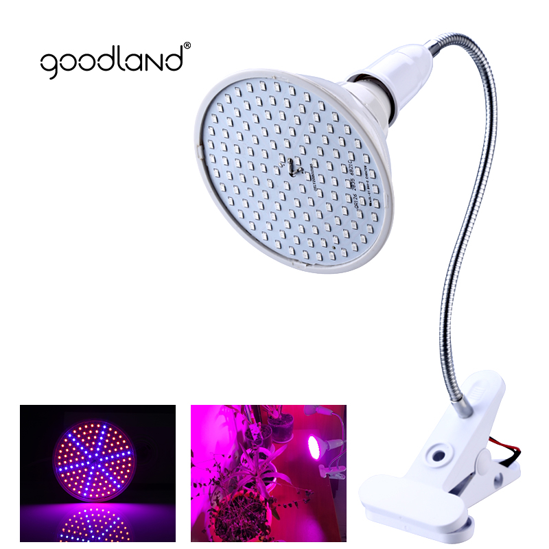 Phyto Lamp LED Grow Light Full Specturm Led Hydroponics Light Fitolampy With Clip For Vegetable Seedlings Greenhouse Plant Light led grow light full spectrum fitolampy hydroponics phyto lamp sunlight for vegetable flower seedings greenhouse plant lighting