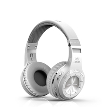 Wireless Bluetooth Headset Portable Stereo Headphones/headset Deep Bass Style Hurrican Series Gift-package