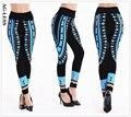 Африканские Платья Хлопка Одежды Новый Горячий Стиль 2016 Осень Зима Национальный Большой Печати Леггинсы Мода Yoga Спортивные Брюки