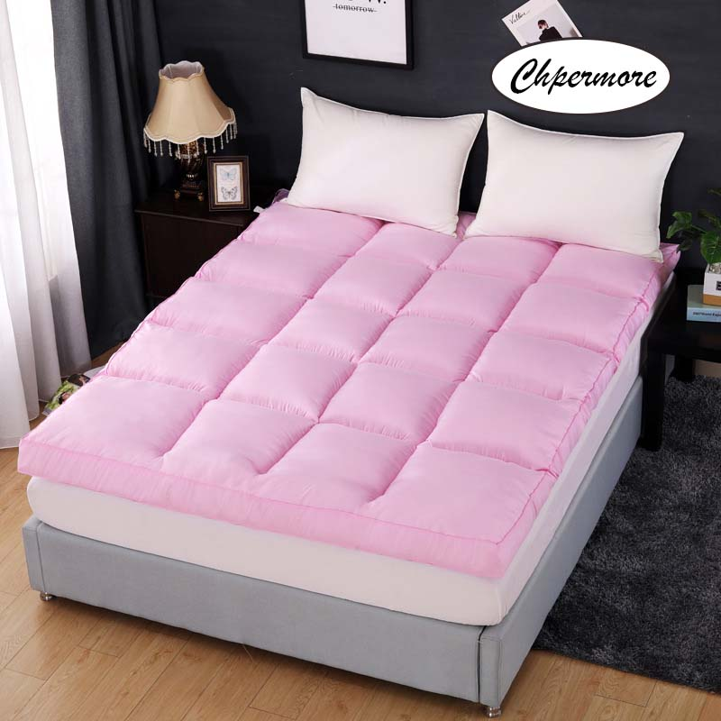 Image 3 - Chpermore high quality five star hotel Mattress Thicken Keep warm Tatami Foldable Mattresses Bedspreads King Queen Twin Size-in Mattresses from Furniture