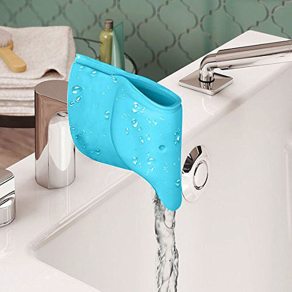 1PCS Baby Kids Care Bath Spout Tap Tub Safety Water Faucet Cover Protector Guard