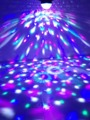 USB Charging Cable 9W RGB Control Sound Actived Portable Crystal Magic Mini Led