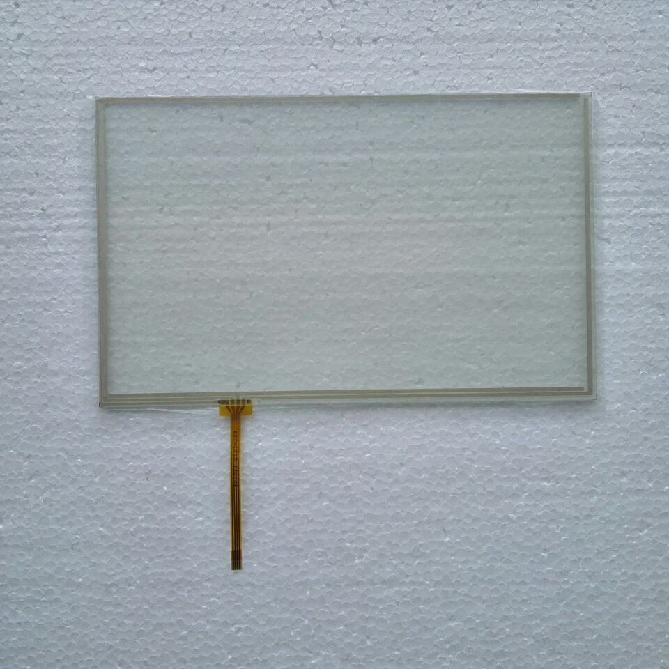TPC10 VEDL2 Touch Glass Panel for HMI Panel repair do it yourself New Have in stock