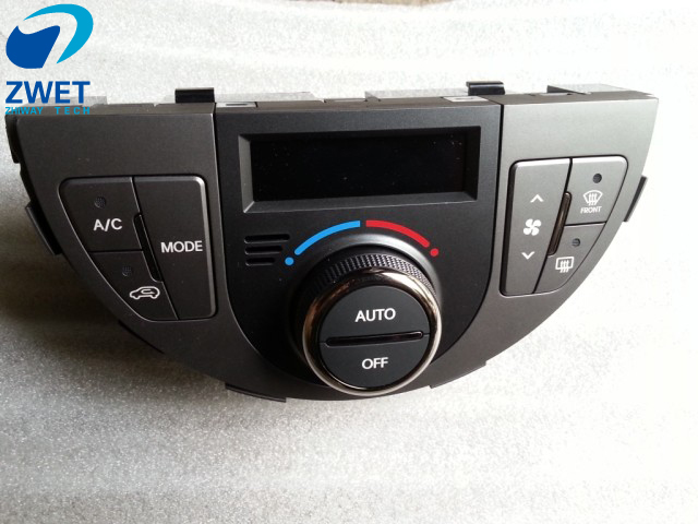 ZWET Car heater contro air conditioning controller For