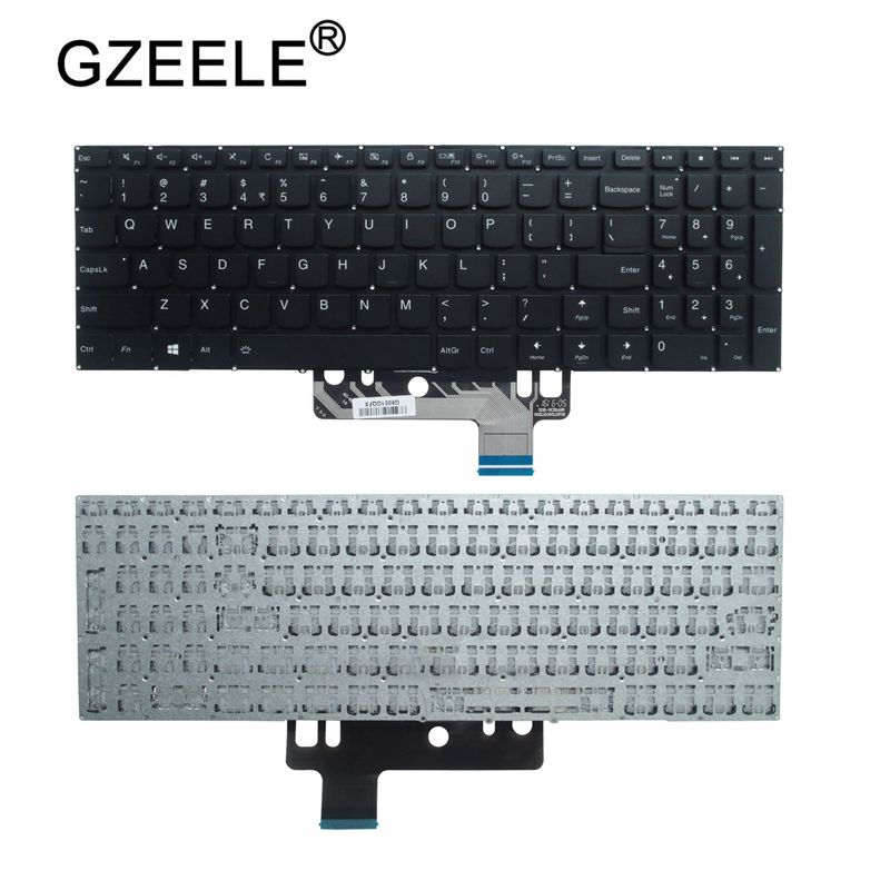V330-15IKB Replacement Part Keyboard with Backlit for Lenovo ideapad 720S-15IKB V330-15ISK Laptops English Keybaords