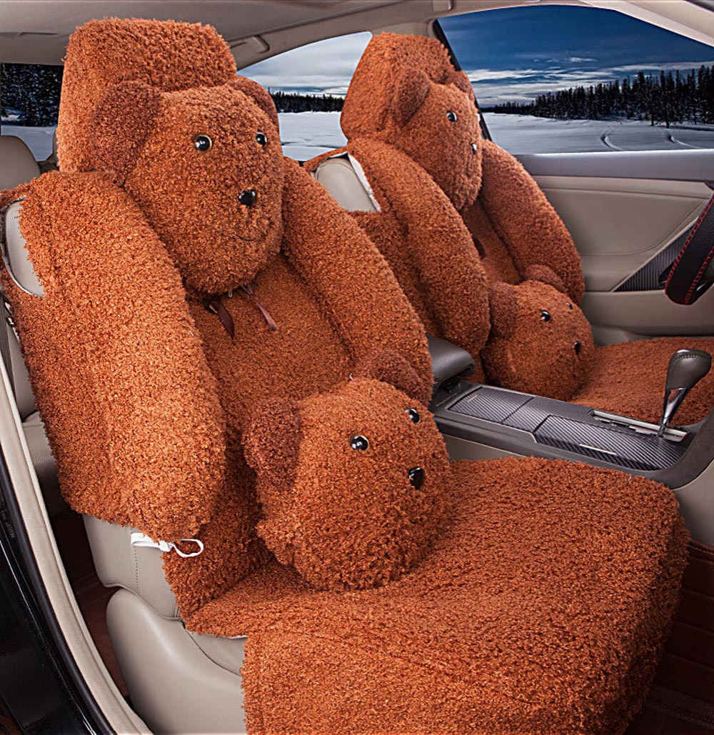 Sexy car seat covers