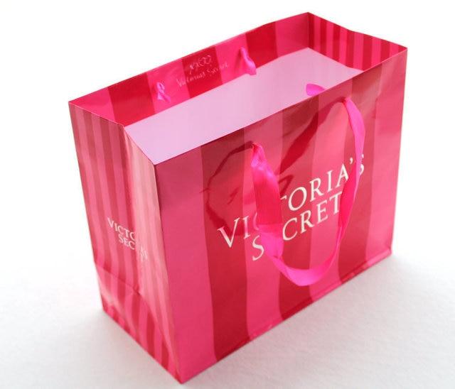5PCS Fashion gifts for Victoria bags VS shopping bag, gift bag ...