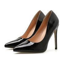 Сексуальные туфли на высоком каблуке туфли на высоком каблуке с острым носом удобная обувь ну вечери