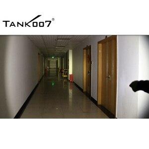 Image 5 - E09 led פנס * XP E R3 3 מצב עמיד למים ipx8 Dustproof לבן LED מיני לפיד (על ידי 1x10440 / AAA סוללה) ברזל תיבת פנס