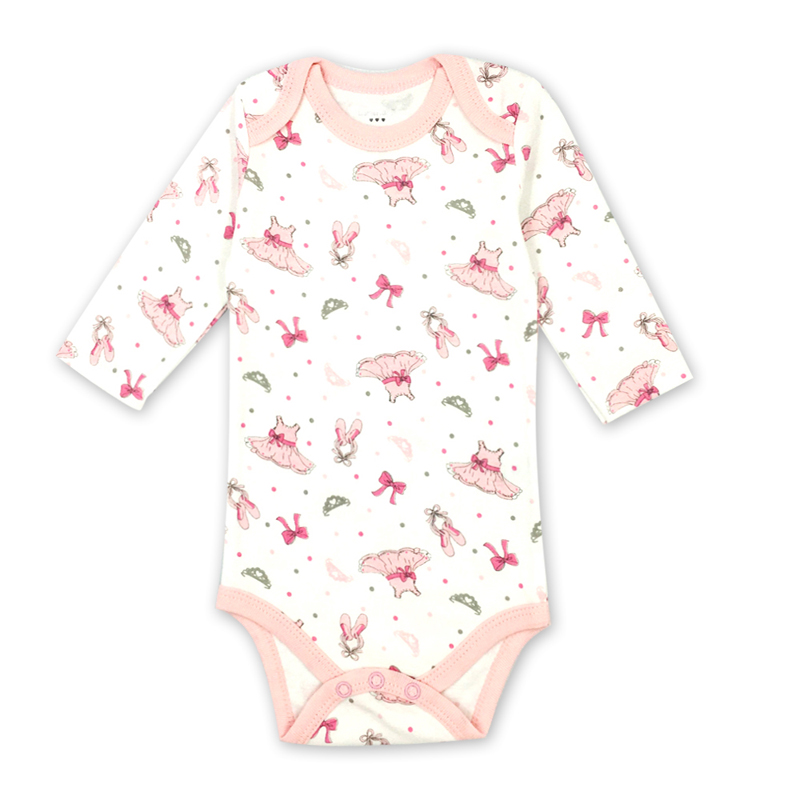 100 Cotton Baby Bodysuit Autumn Newborn Cotton Body Baby Long Sleeve Underwear Infant Boy Girl Pajamas Clothes in Bodysuits from Mother Kids