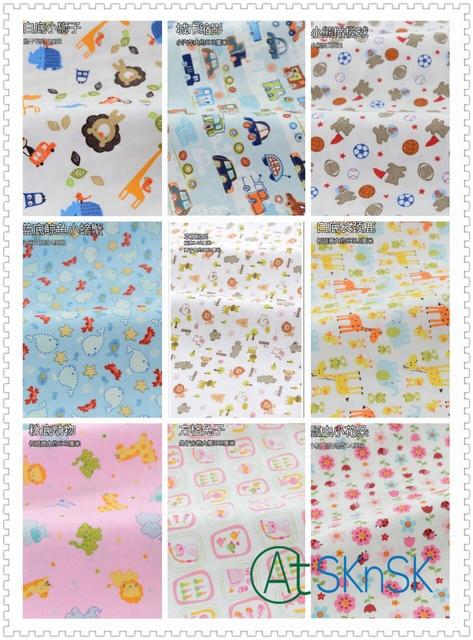 gute stoff diy nhen tiere stoff cartoon grafische muster 100 baumwolle flanell baby samt stoff - Grafische Muster