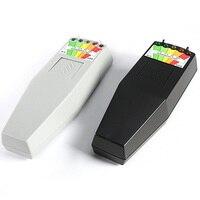Electromagnetic Field EMF Magnetic Field Detector Portable KII K2 Gauss Meter Ghost Hunting Detector Sensor Equipment LED Light