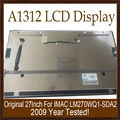 Genuine New A1312 LCD Screen With Front Glass Complete Assembly For Apple iMac 21.5'' 2009 Year LM270WQ1-SDA2 Working Tested