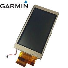 "Orijinal 4 ""inç komple LCD ekran GARMIN MONTANA 650 650t el GPS LCD ekran paneli dokunmatik ekran Digitizer onarım"