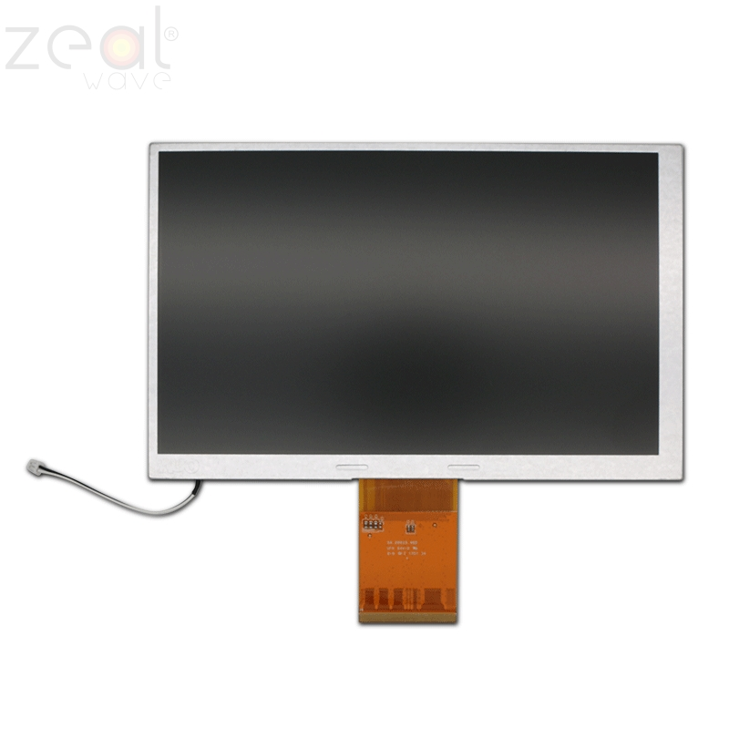 FOR 7 Inch TFT AUO LCD Display A070VW08 V2 V0 Industrial Equipment LCD Screen 800*480(RGB) For Mt6070ih
