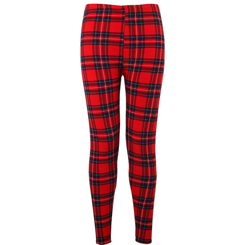 Compare Prices on Red Plaid Pants for Women- Online Shopping/Buy ...