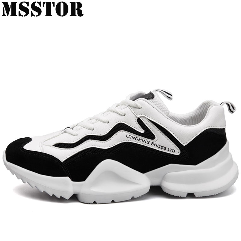 MSSTOR Mens Running Shoes Summer Breathable Mesh Men Sport Shoes Man Brand Outdoor Athletic Sports Run Walking Mens Sneakers