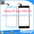 Для ZTE Nubia Z9 MAX NX510 Сенсорным Экраном Дигитайзер Панели Доставка с Трек