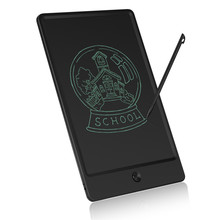 NEWYES 9 بوصة LCD الكتابة لوح رسم مكتب استخدام رسالة مجلس محو قفل جهاز كمبيوتر لوحي للرسومات eالكاتب شحن مجاني