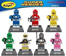 Super Heróis De Star Wars Bonecas Ação Modelo Blocos de Construção de Aprendizagem Educação Bricks Melhor Presente Das Crianças Brinquedos KF6012