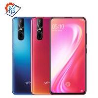 Original Vivo S1 Pro Mobile Phone 6.39 inch 6GB RAM 256GB ROM Snapdragon 675 Octa Core Android 9 Camera 32MP 3700mAh Smartphone