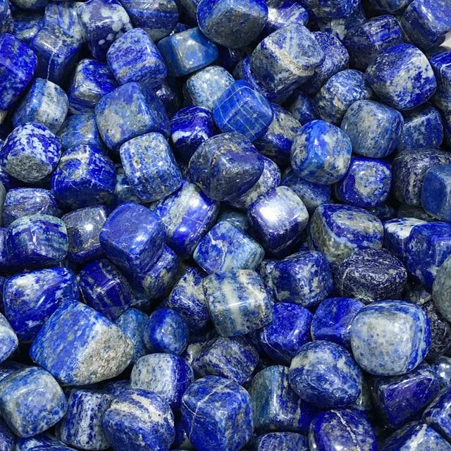 natural cube square lapis lazuli healing specimen ore stones