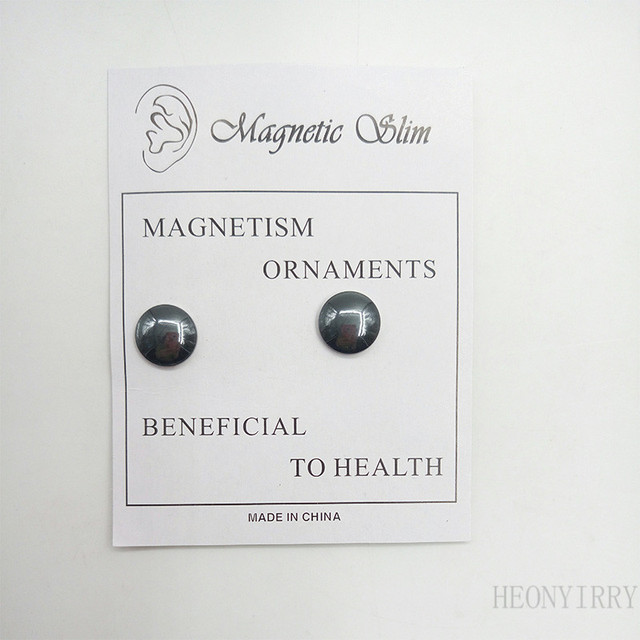 Magnetic Earrings for Weight Loss