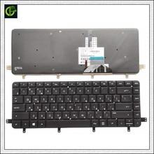 러시아어 백라이트 키보드를 대 한 HP Spectre XT TouchSmart 울트라 북을위한 15 4000 15 4010NR 15 4011NR 15 15 T 4000 RU laptop