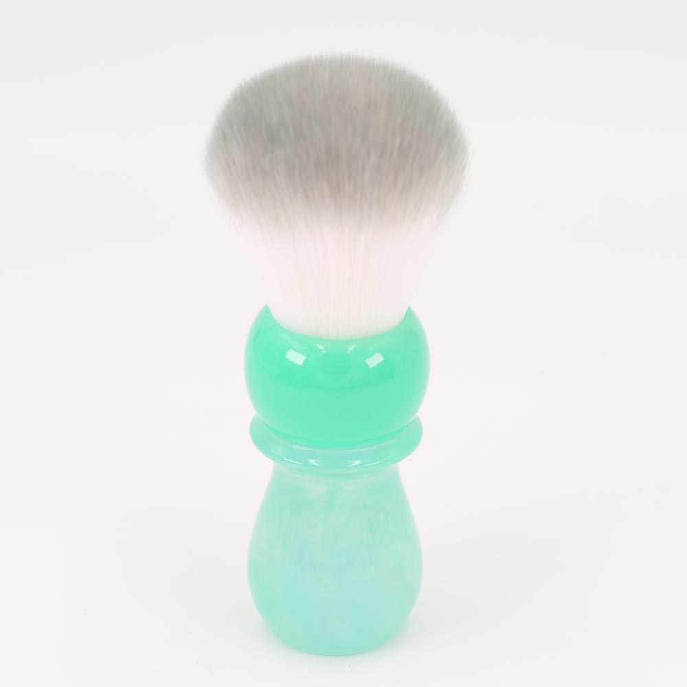 24MM Yaqi Caravel Arctic Synthetic Knot Shaving Brushes