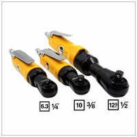 MXITA Pneumatic Ratchet Wrench 1/4 Inch Air Ratchet Wrench Tools Mini Ratchet Wrench