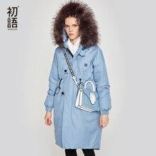 Toyouth Women's Down Jacket Winter Female Jacket
