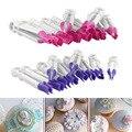2 типа помадки тиснение торта украшения инструменты многофункциональный кружевной Зажим инструменты для выпечки тортов Кондитерские пома...
