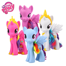 Original 22cm one piece action figure Rainbow Dash Pinkie Model Toys For Children Baby Birthday Gift Girl Bonecas