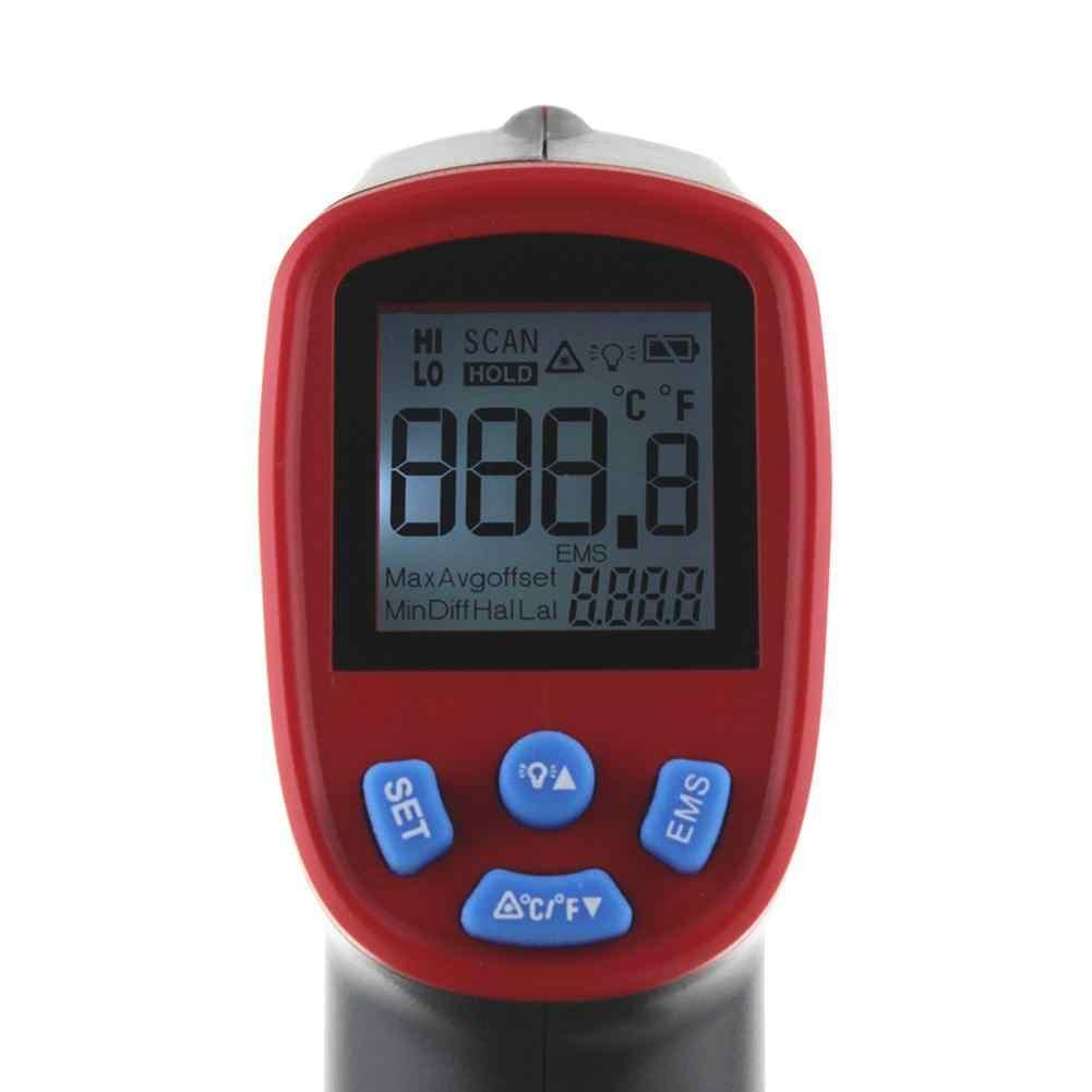 Pistolet de température Laser sans Contact thermomètre numérique infrarouge
