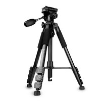 NEW QZSD Q111 Tripods Camera Accessories Professional Portable Video Photo Tripod For DSLR Digital SLR Camera DV Max Loading 3kg