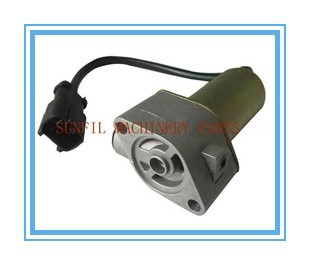 Wholesale Excavator Pump Solenoid Valve PC200-6 ,Free shipping,3PCS/LOT цена 2017