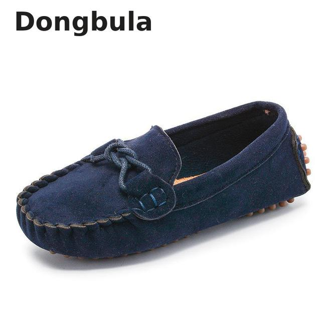 Children Loafers Shoes Sneakers For Kids Baby Boys Casual Shoes Toddler Girls Soft Bottom Shoes Solid Color Soft Breathable